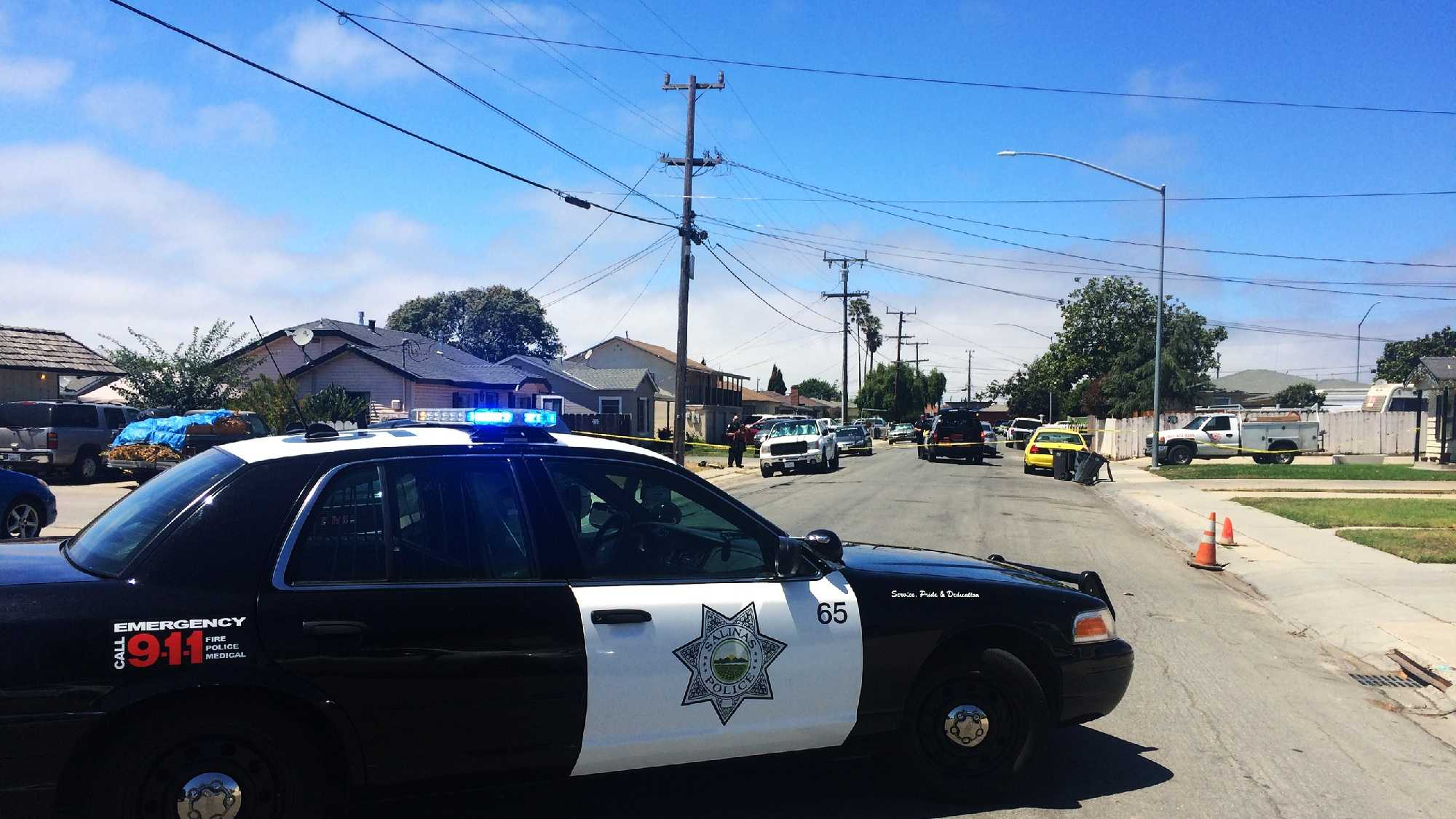 August 3 shooting on C Street in Salinas