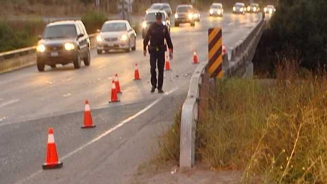 CHP investigates fatal crash in Las Lomas