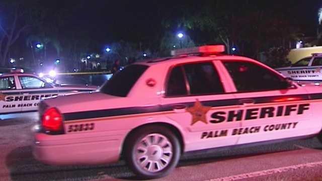 A deputy has been placed on leave following a deadly shooting in Boca Raton.