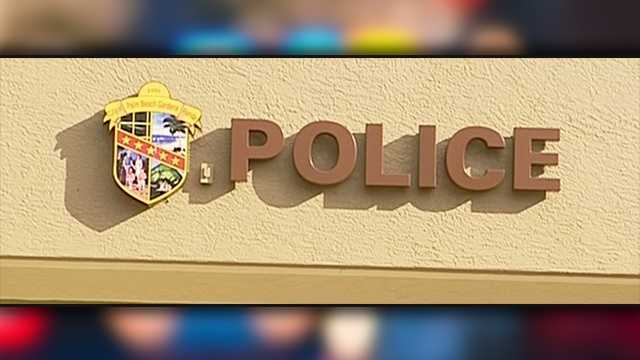 Oct. 20: The Palm Beach Gardens Police Department held a news conference.