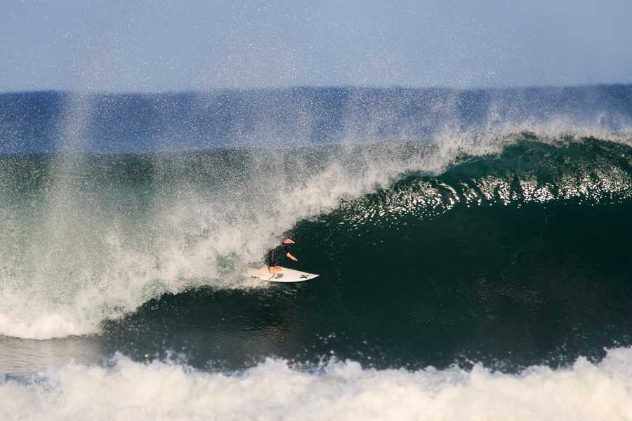 Photo credit:Slave to the Wave