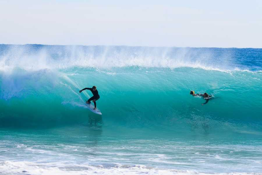 Photo credit: Slave to the Wave