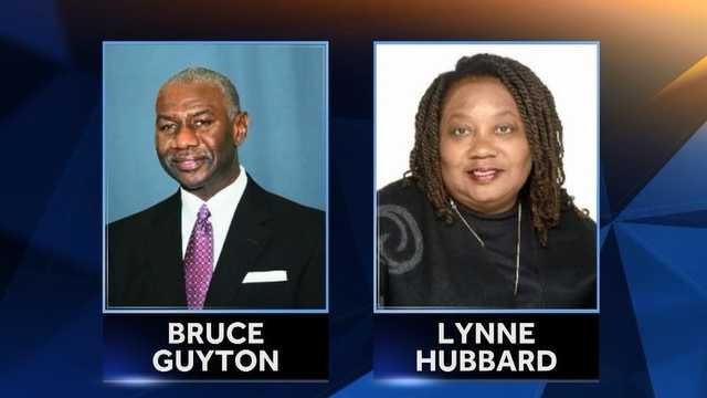 Incumbent Bruce Guyton gained one vote after a recount of votes against Lynn Hubbard in Riviera Beach. Guyton's gain caused a tie in the election sparking allegations of wrongdoings from Hubbard. Terri Parker reports.