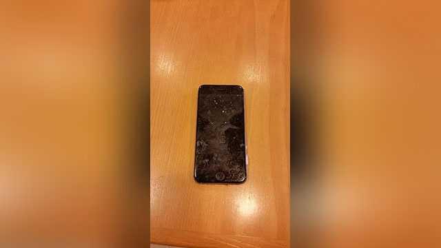 Austin's iPhone