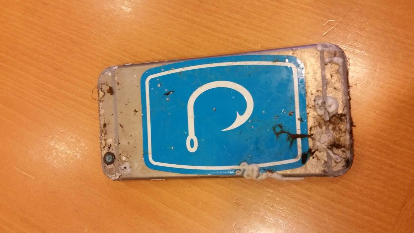 Austin's phone