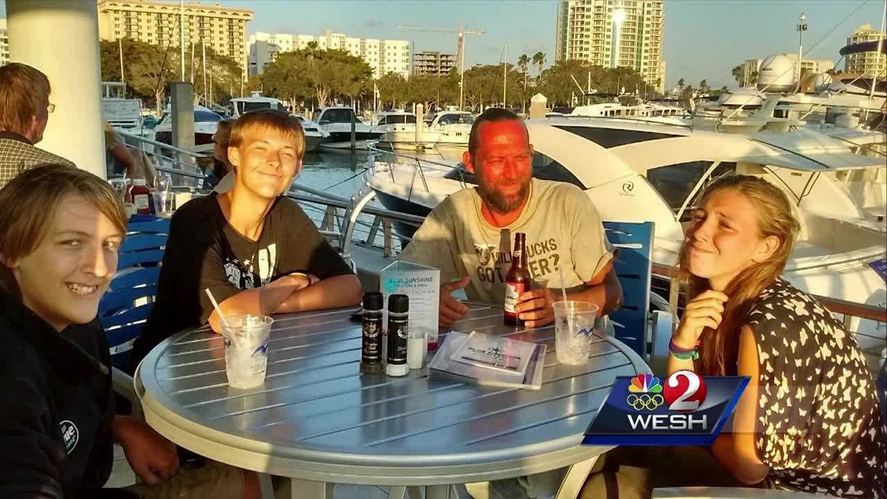 The U.S. Coast Guard says searchers found a body Wednesday while looking for a family last seen in a 29-foot sailboat off Florida's southwest coast. Jim Payne has the latest details.