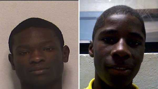 Bendrell Johnson, Marcus Jones