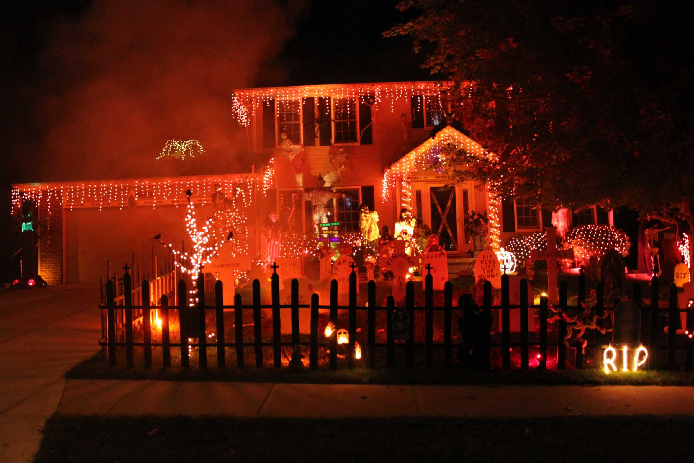 11 of the best haunted halloween houses from ulocal - modesto news