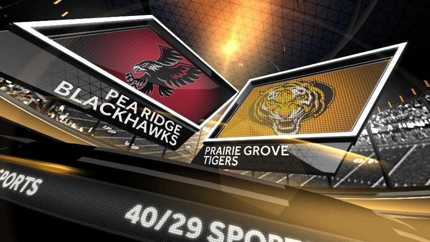 Pea Ridge @ Prairie Grove