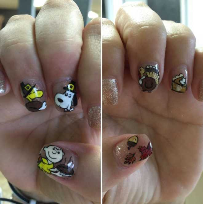 This woman\'s nail art will make you want to drive to Texas for a ...