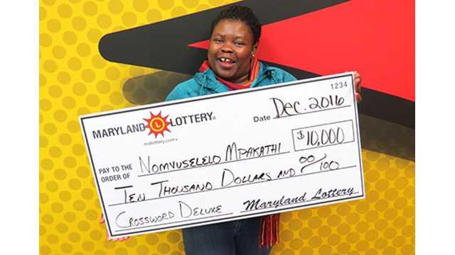 Nomvuselelo Mpakathi wins $10,000