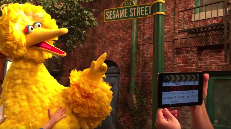 Sesame Street takes on the Mannequin Challenge