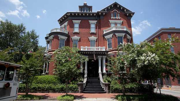 Travel Site Names Savannah Hotels Among The Best In U S