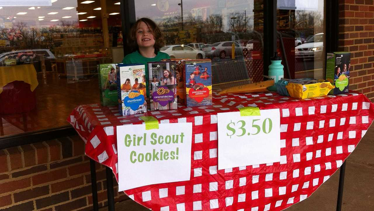 girl scout cookies celebrate 100 years of yummy goodness