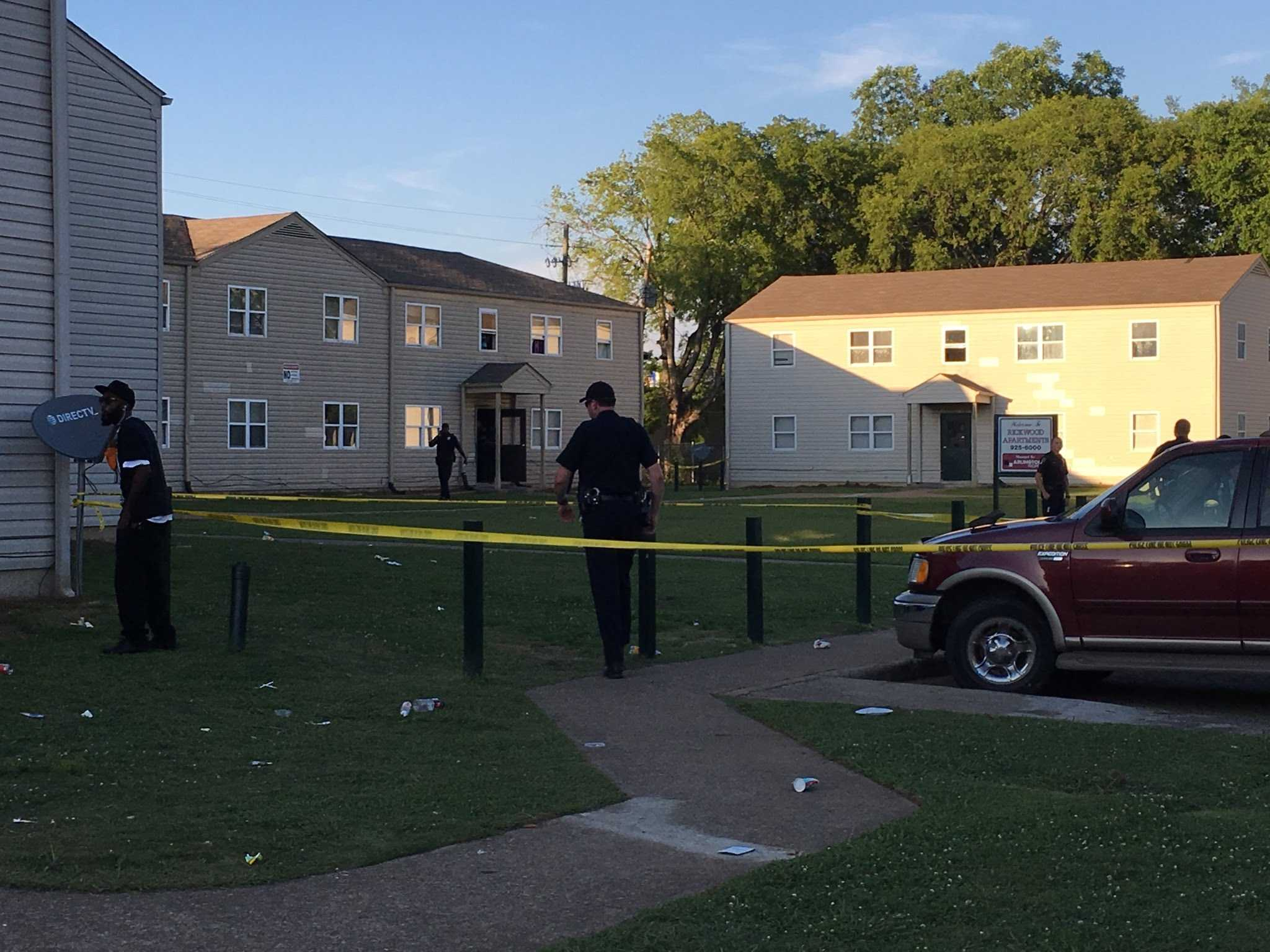 Man Shot And Killed At Birminghamu0027s Rickwood Apartments