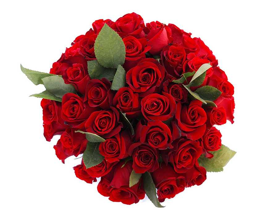 22 valentine 39 s day gifts that 39 ll sweep you off your feet - Bouquet of red roses hd images ...