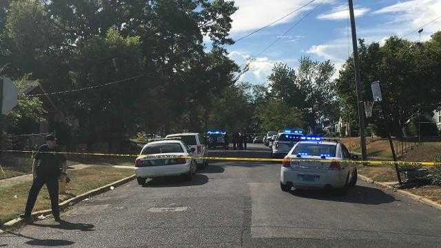 4-year-old shot in Ensley