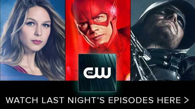 Watch last night's CW episodes online