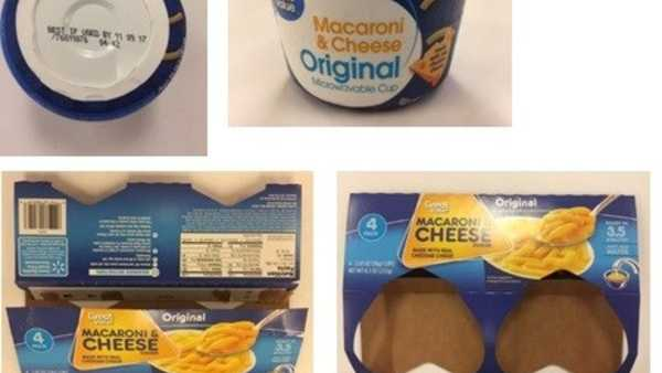 Great Value Macaroni and Cheese