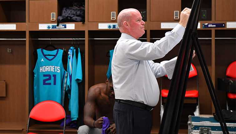 Hornets' Steve Clifford Takes Leave Of Absence To Address Health