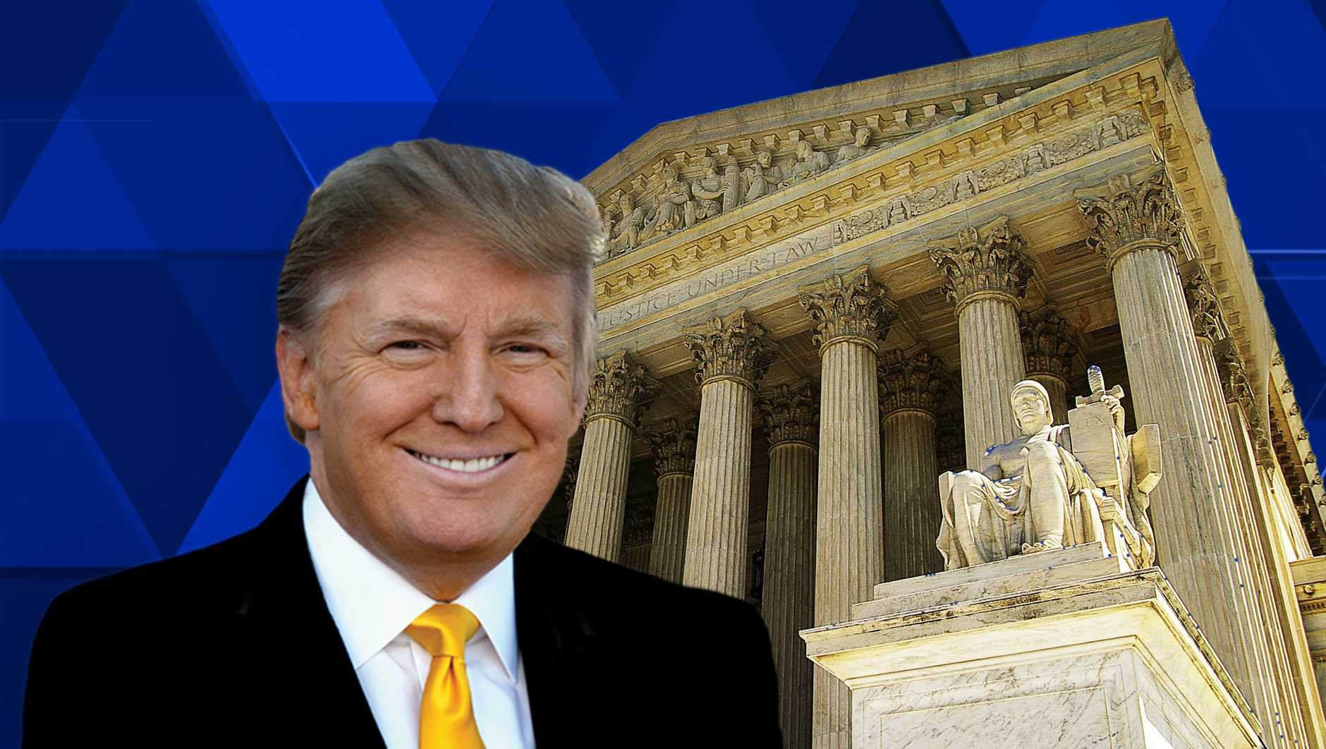 President Trump Supreme Court