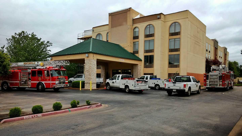 Holiday Inn Express in Bentonville