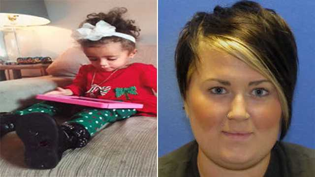 3-year-old Maryland girl found safe after Amber Alert issued