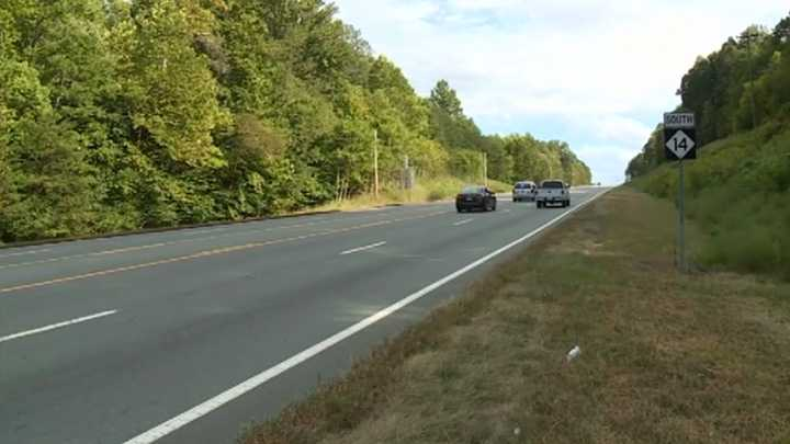 Deadly crash on Highway 14 near Eden in Rockingham County