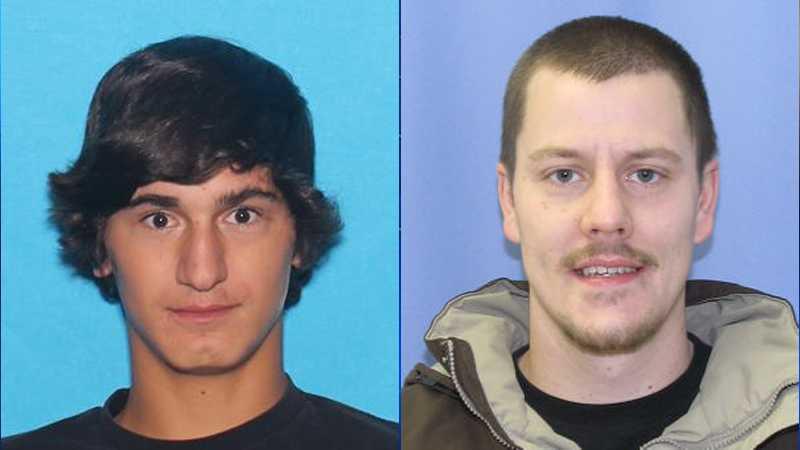 Damian Staniszewski (left), James Smith (right)