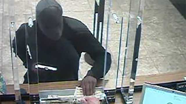 Bassfield bank robbery