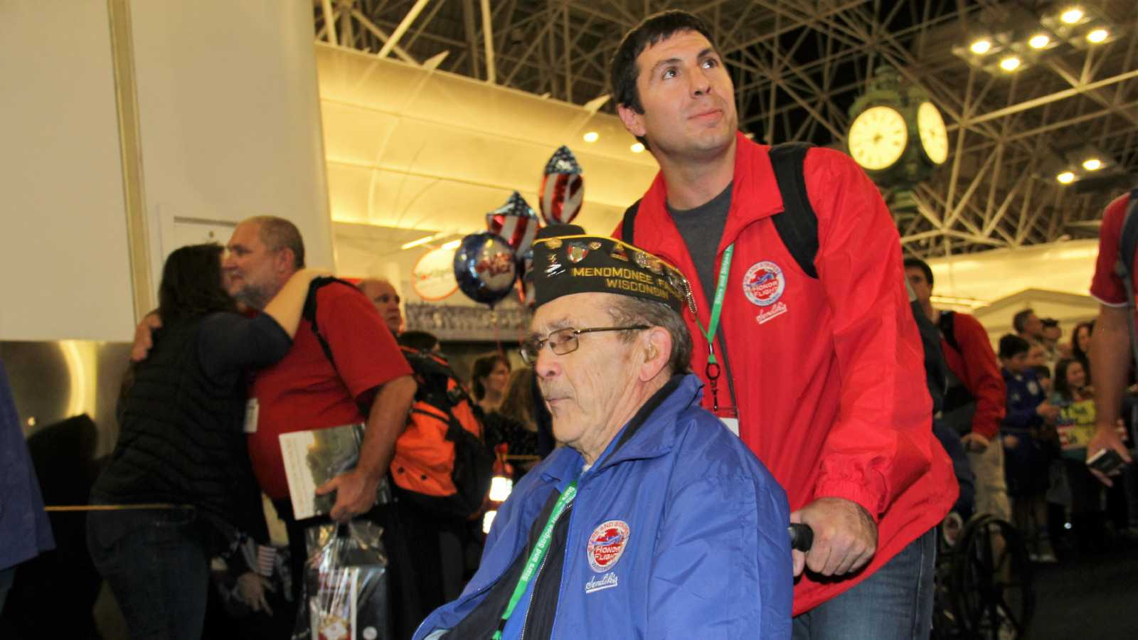 SSHF, Stars and Stripes Honor Flight, vets, veterans