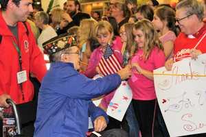 SSHF, Stars and Stripes Honor Flight, vets, veterans
