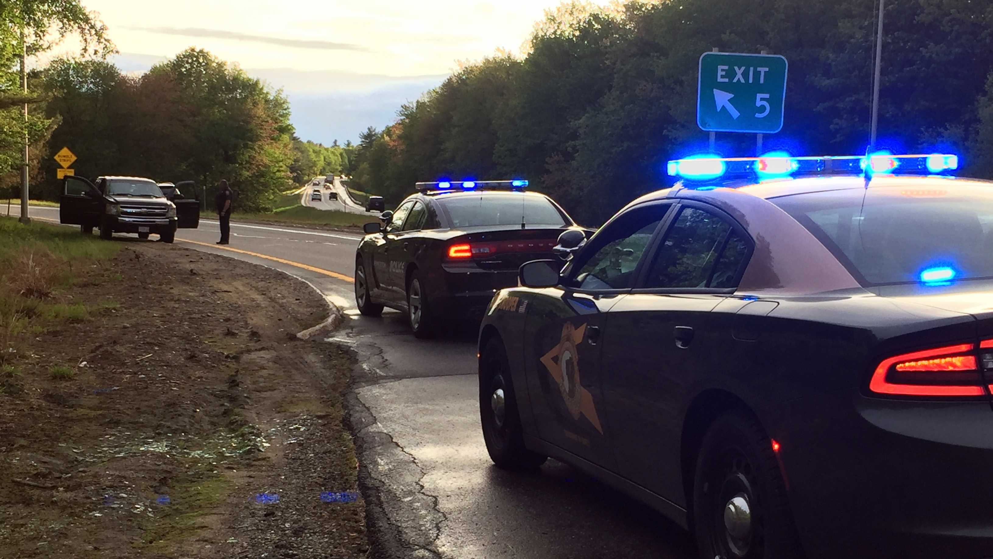 Lakeville man arrested after driving wrong way on I-89 in NH