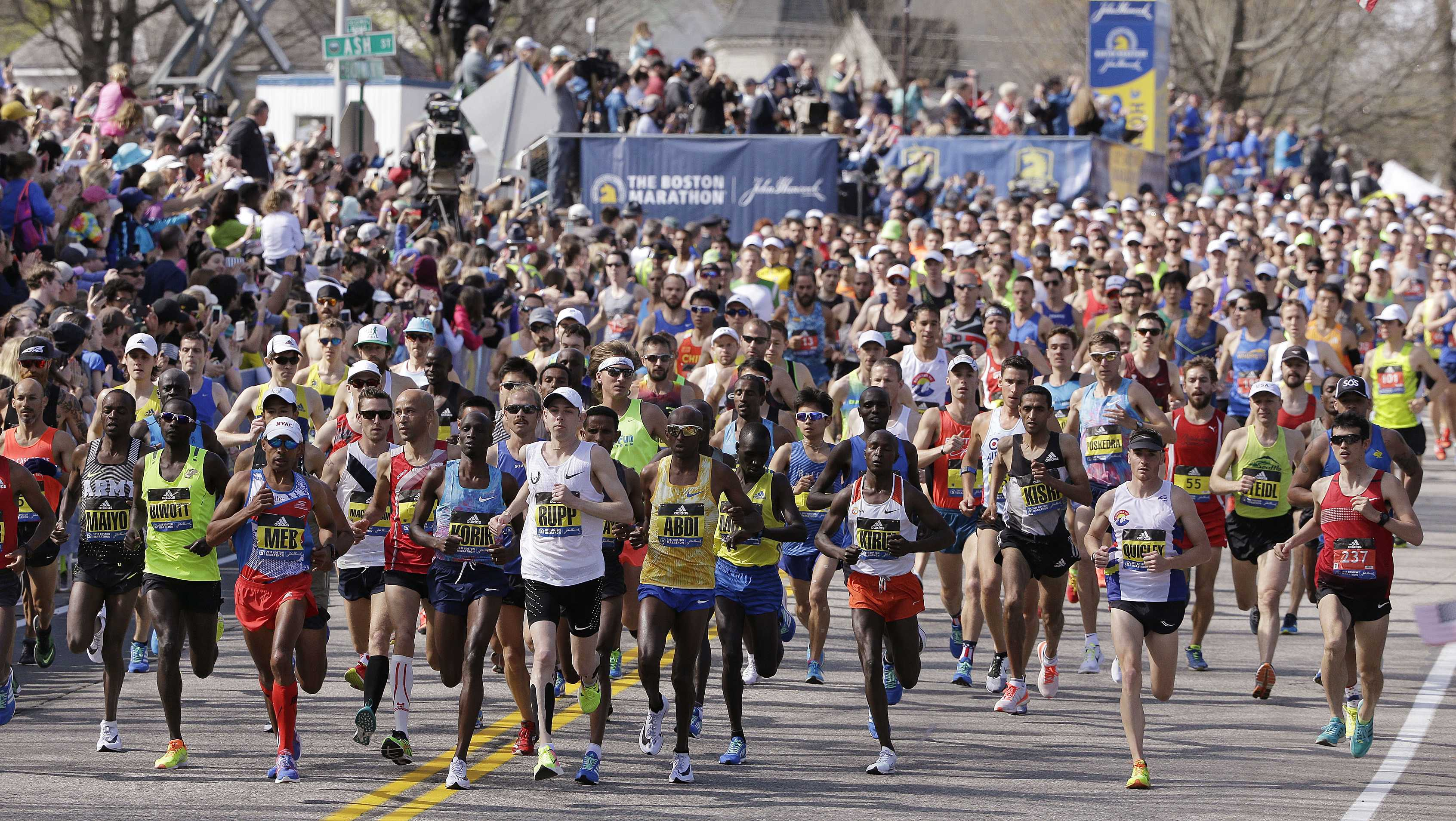 2017 Boston Marathon