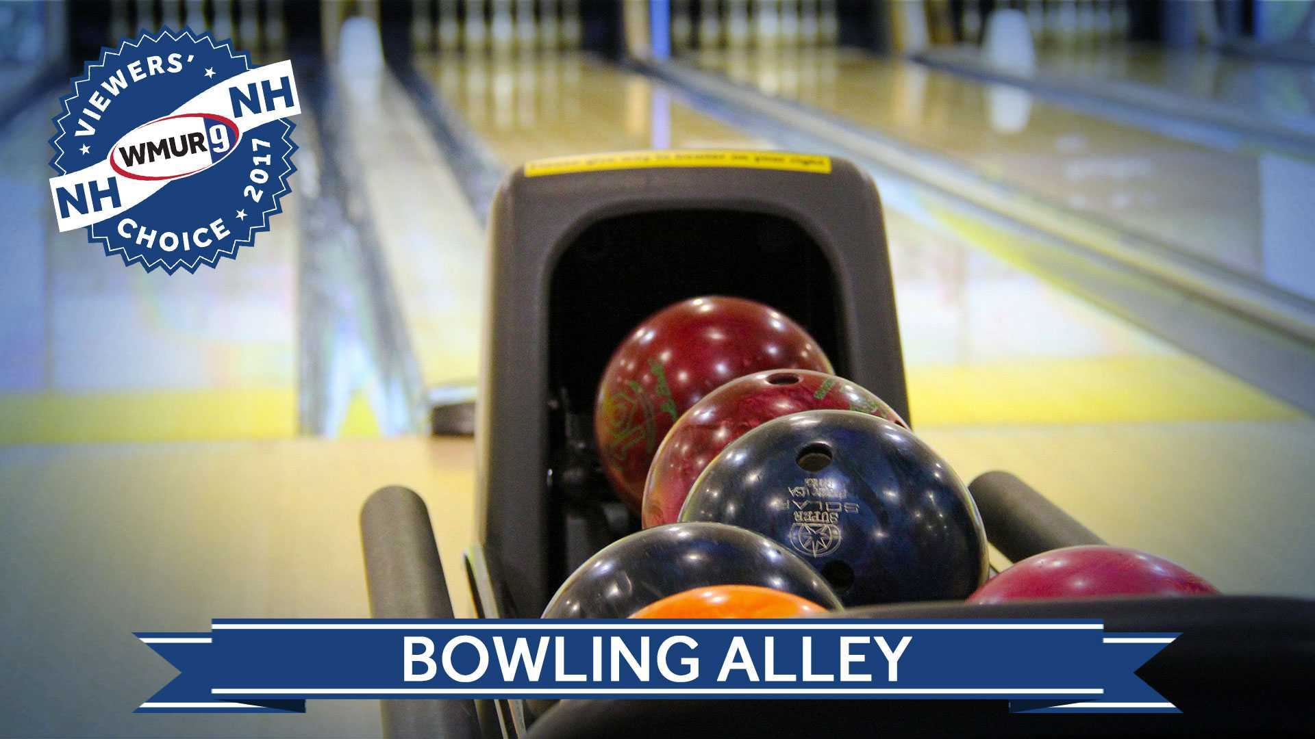 Viewers Choice bowling alley
