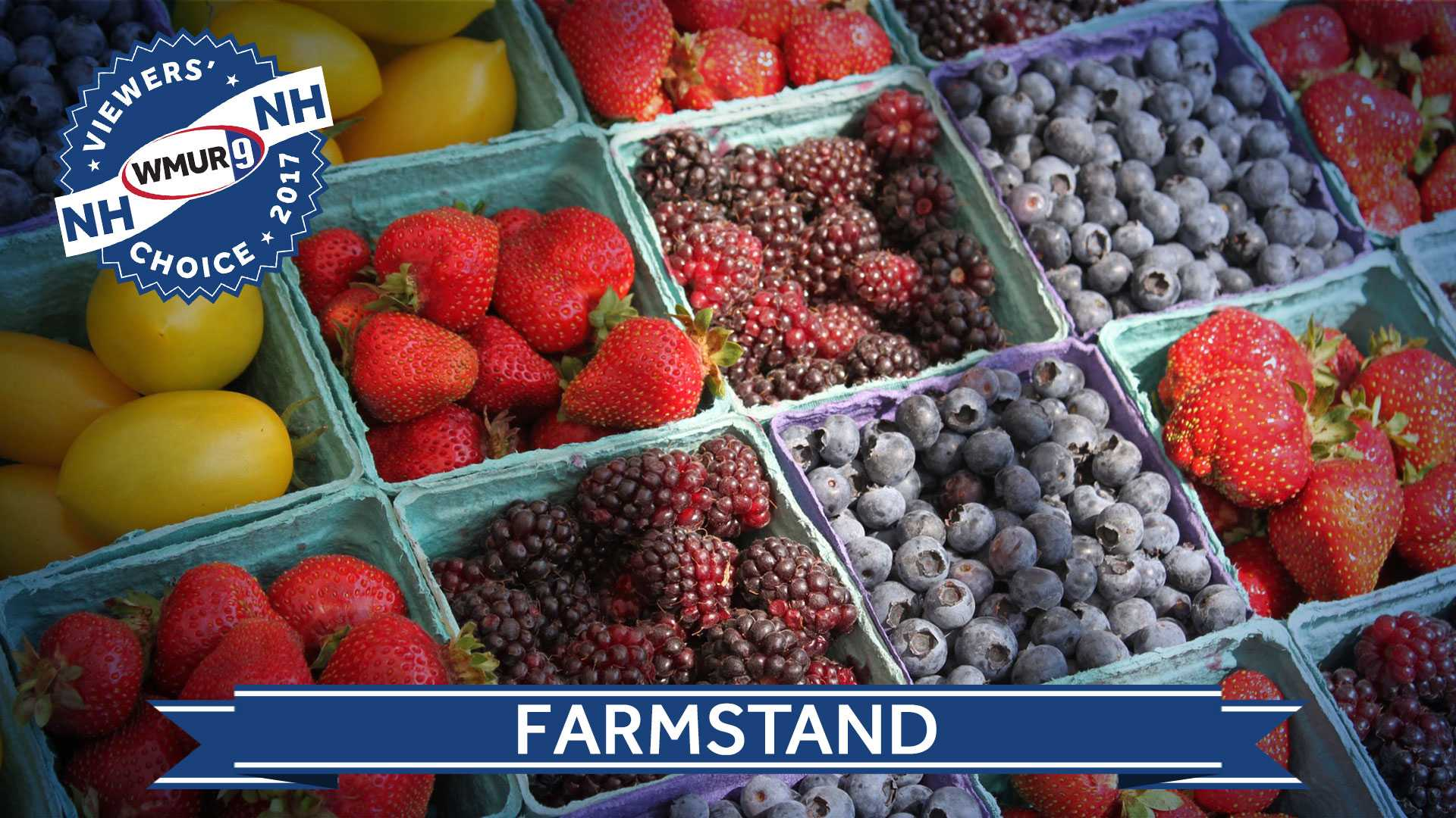 Farmstand farm stand Viewers' Choice