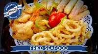 Viewers Choice Fried Seafood