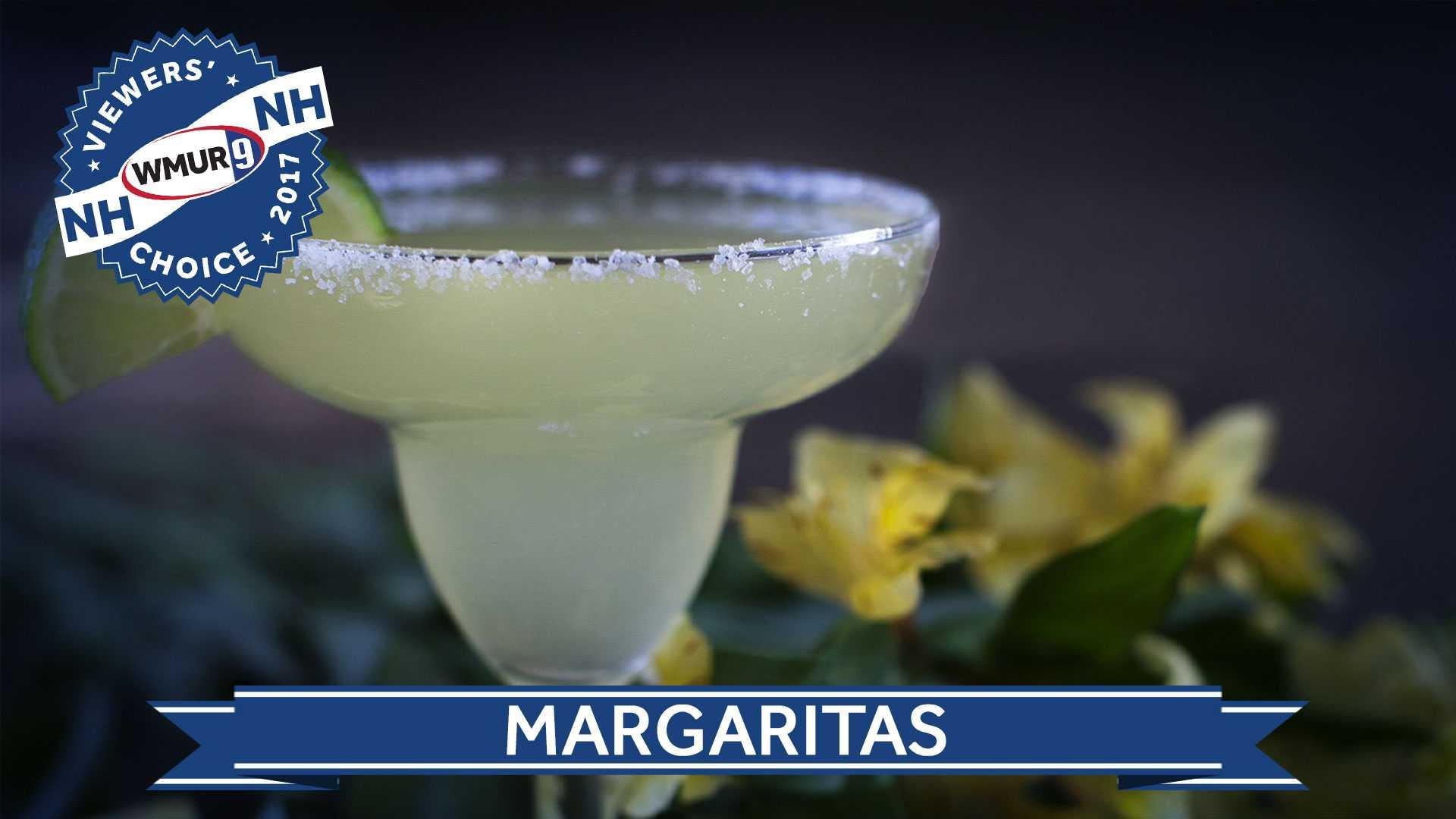 Viewers' Choice margaritas