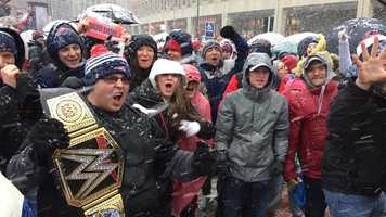 2017 Patriots Parade of Champions