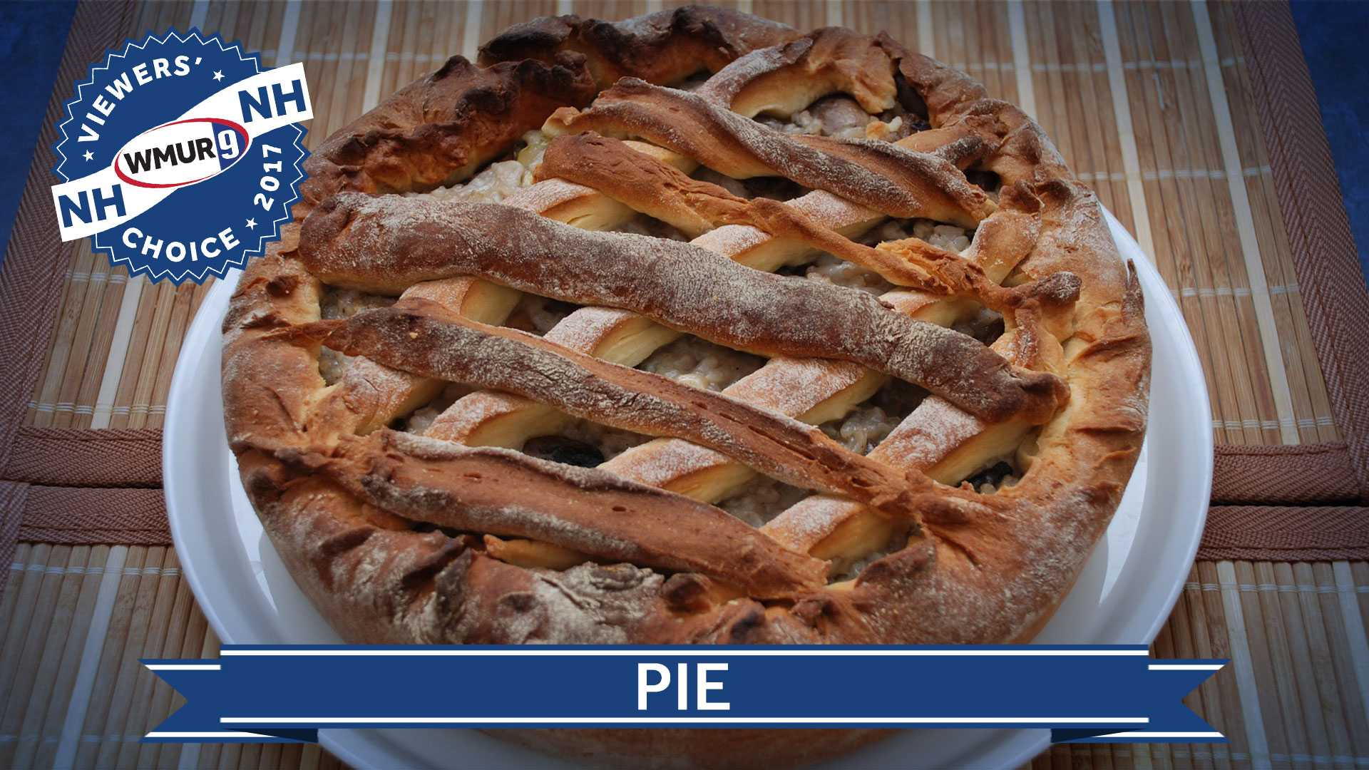 Viewers' Choice pie