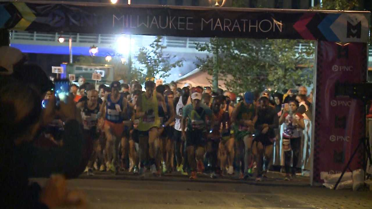 Marathoners' goals, personal records impacted after route finishes 4,200 feet short