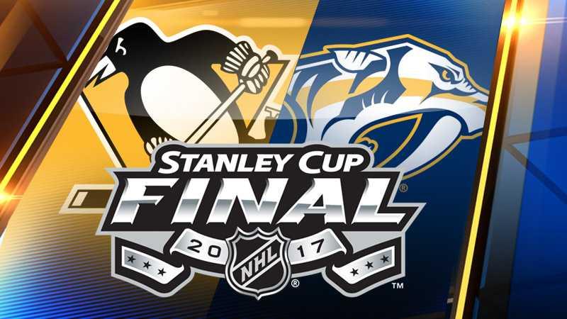 Pittsburgh Penguins vs. Nashville Predators - 2017 Stanley Cup Final