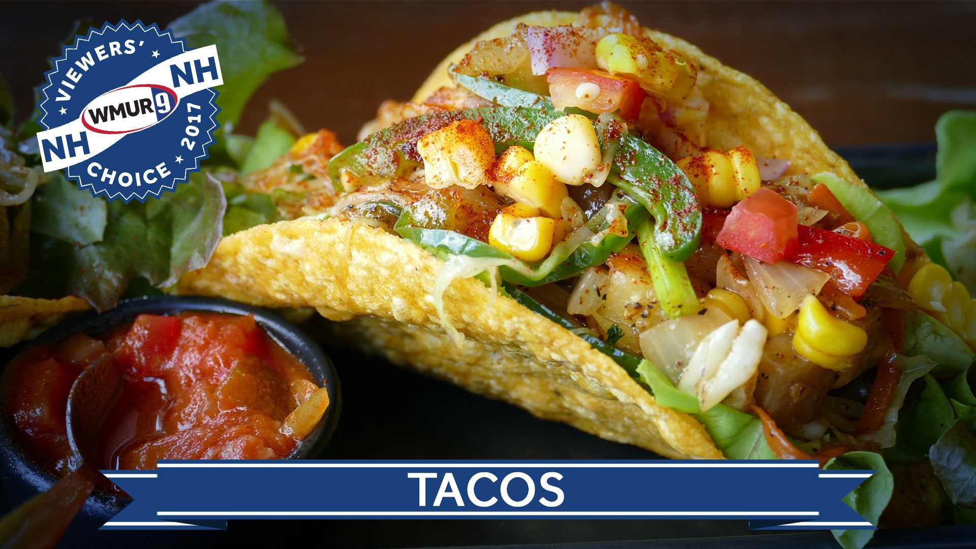 Viewers' Choice 2017 Tacos