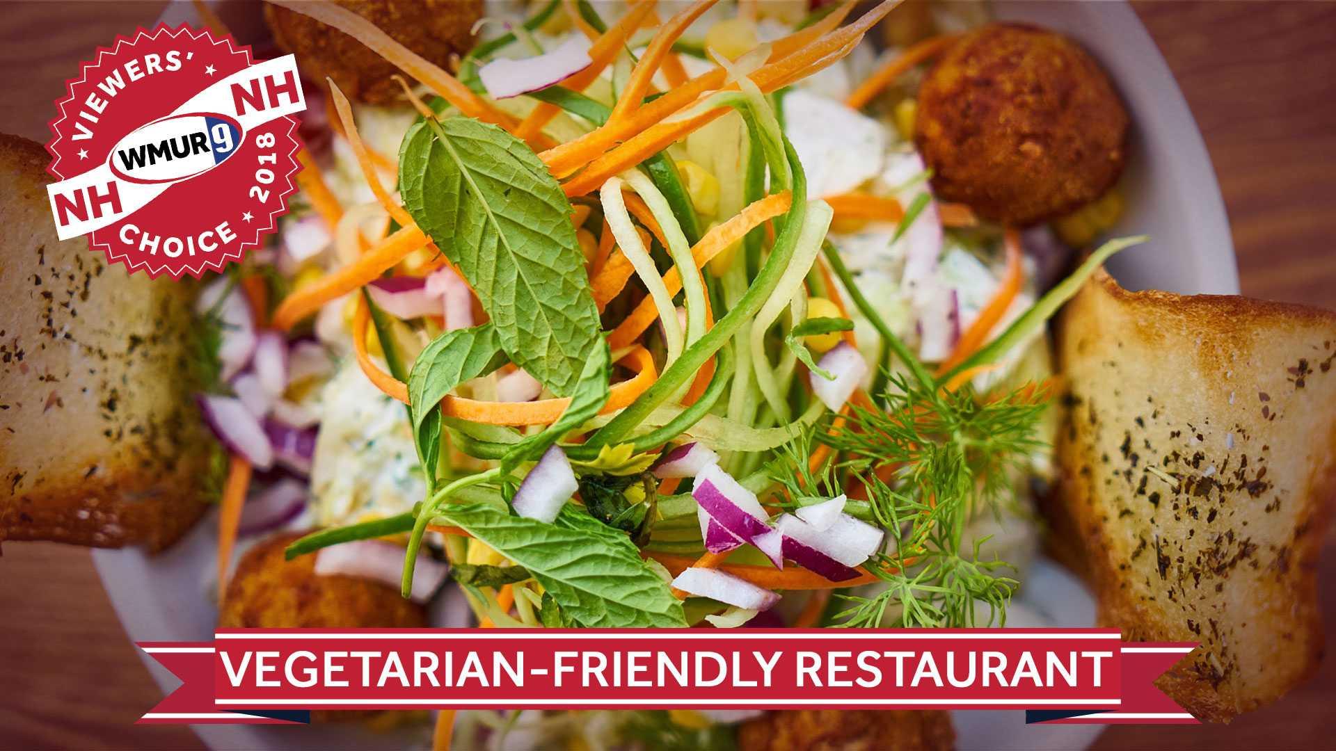 Vegetarian-friendly restaurant