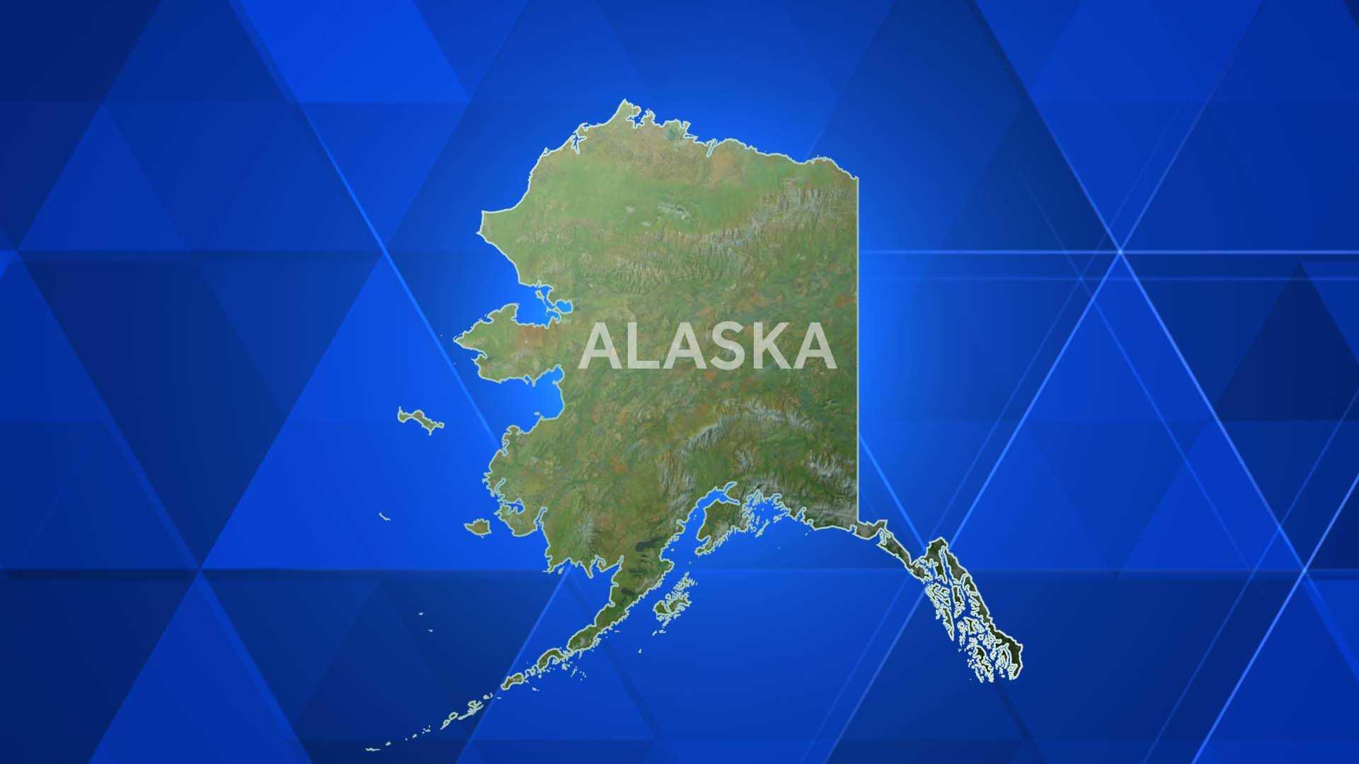 Alaskan well leaking gas
