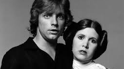 carrie fisher, mark hamill