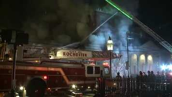 Portsmouth fire