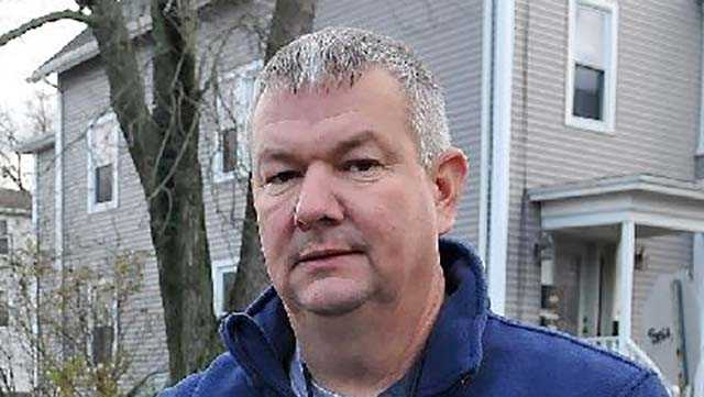 Richard Woodhead, Attleboro officer