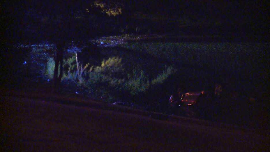 23rd Street, Topping Avenue, fatal crash
