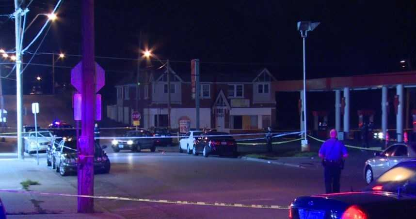 24th, Van Brunt fatal shooting